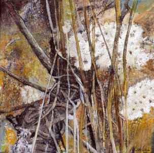 40 x 40 cm, 2011